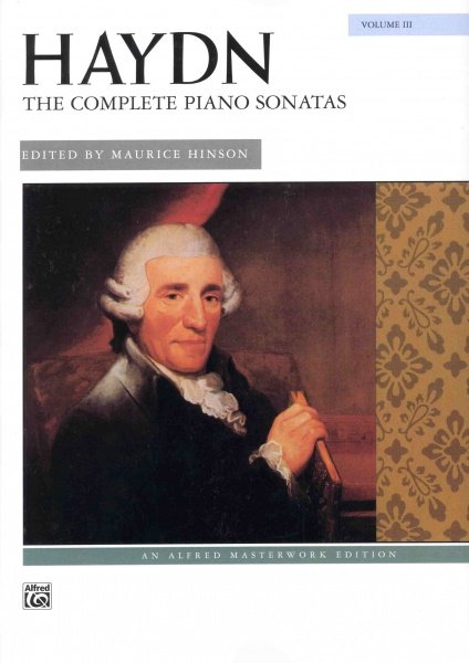 ALFRED PUBLISHING CO.,INC. HAYDN - The Complete Piano Sonatas III