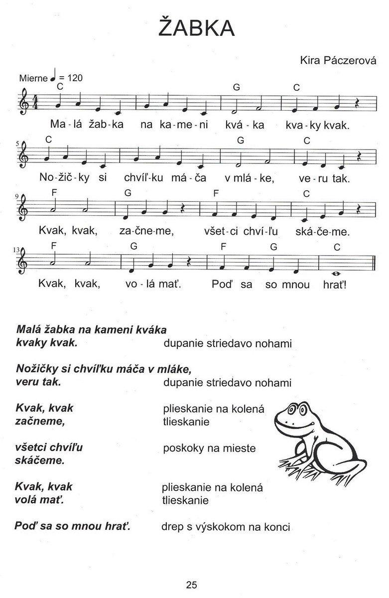 INFRA, s.r.o. SPEVNIK - V našej škôlke - Originálne piesne a ...