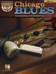 Hal Leonard Corporation HARMONICA PLAY ALONG 9 - CHICAGO BLUES + CD