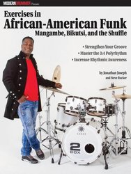 Modern Drummer Publications, I ModernDrummer: Exercises in African-American Funk