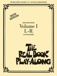 Hal Leonard Corporation THE REAL BOOK Play Along -3x CD (L- R)