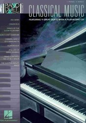 Hal Leonard Corporation PIANO DUET PLAY ALONG 7 - CLASSICAL MUSIC + CD