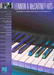 Hal Leonard Corporation PIANO DUET PLAY ALONG 39 - Lennon&McCartney Hits + CD
