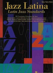 Hal Leonard Corporation LATIN JAZZ STANDARDS
