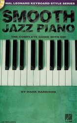 Hal Leonard Corporation SMOOTH JAZZ PIANO + CD   the instructional book