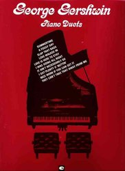 Hal Leonard Corporation GEORGE GERSHWIN  -  PIANO DUETS