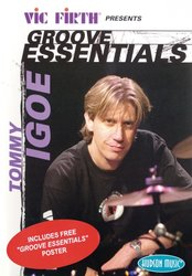 Hal Leonard Corporation Tommy Igoe– Groove Essentials 1 - DVD