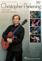 Hal Leonard Corporation Christopher Parkening - Virtuoso Performances - DVD
