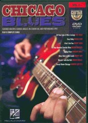 Hal Leonard Corporation Guitar Play Along DVD 4 - CHICAGO BLUES