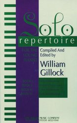 The Willis Music Company SOLO REPERTOIRE FOR THE YOUNG PIANIST  book 2