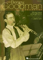 Hal Leonard Corporation BENNY GOODMAN - COLLECTION / sólo klavír