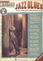 Hal Leonard Corporation BLUES PLAY ALONG 6 - JAZZ BLUES + CD
