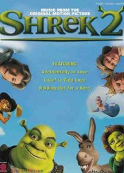 Cherry Lane Music Company SHREK 2 - music from the original motion picture