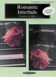 String Letter Publishing ROMANTIC INTERLUDE 2P/8H