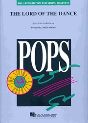 eNoty THE LORD OF THE DANCE - Pops for String Quartet