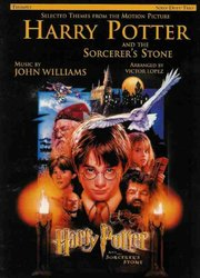 Warner Bros. Publications HARRY POTTER&THE SORCERER'S STONE - trumpet trios