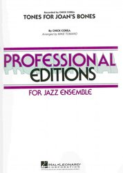 Hal Leonard Corporation TONES FOR JOAN'S BONES       professional editions