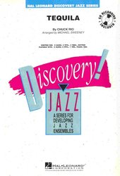 Hal Leonard Corporation TEQUILA + CD          easy jazz band