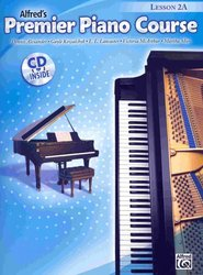 ALFRED PUBLISHING CO.,INC. Premier Piano Course 2A - Value Pack (Lesson/Theory/Perfomance)