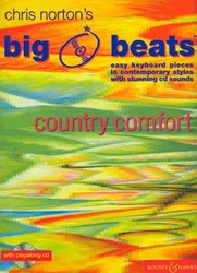Boosey&Hawkes, Inc. Big Beats - Country Comfort + CD  easy pieces for piano/keyboard