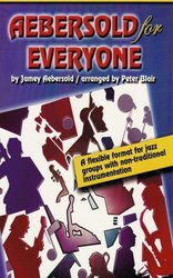 JAMEY AEBERSOLD JAZZ, INC AEBERSOLD FOR EVERYONE part 1+2  - trumpeta