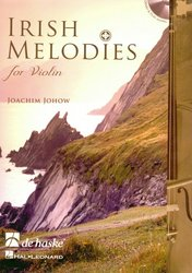 Hal Leonard MGB Distribution IRISH MELODIES for Violin + CD