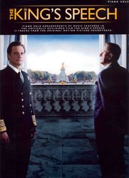 WISE PUBLICATIONS The King's Speech (music from the movie) - sólo klavír