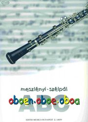 EDITIO MUSICA BUDAPEST Music P ABC OBOE  exercises&childrens songs book for beginers
