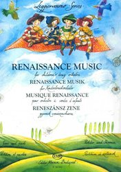 EDITIO MUSICA BUDAPEST Music P RENAISSANCE MUSIC for children's string orchestra (first postition)
