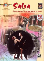 ALFRED PUBLISHING CO.,INC. DRUM ATLAS - SALSA + CD