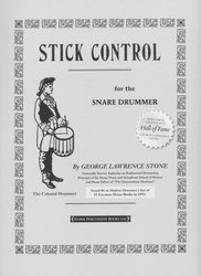 ALFRED PUBLISHING CO.,INC. STICK CONTROL for the Snare Drummer /Škola hry na malý buben