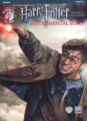 ALFRED PUBLISHING CO.,INC. HARRY POTTER: Complete Film Series -  Instrumental Solos + CD / trumpeta