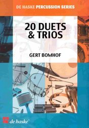 Hal Leonard MGB Distribution 20 DUETS&TRIOS FOR PERCUSSION