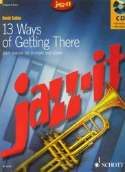 SCHOTT&Co. LTD JAZZ - IT + CD / trumpeta a piano