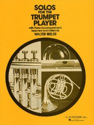 SCHIRMER, Inc. Solos for the Trumpet Player / trumpeta + piano