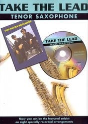 FABER MUSIC TAKE THE LEAD - Blues Brothers + CD / tenorový saxofon