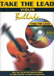 International Music Publicatio TAKE THE LEAD - BALLADS + CD / housle
