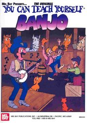 MEL BAY PUBLICATIONS You Can Teach Yourself  -  BANJO