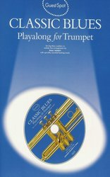 WISE PUBLICATIONS Guest Spot: CLASSIC BLUES + CD /  trumpeta
