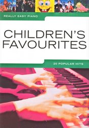 WISE PUBLICATIONS Really Easy Piano - CHILDRENS FAVOURITES (20 popular hits)