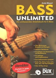 Edition DUX BASS UNLIMITED by Andy Mayerl + 2x CD