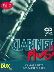 Edition DUX CLARINET PLUS ! vol. 2  +  CD