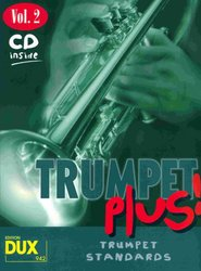 Edition DUX TRUMPET PLUS !  vol. 2 + CD