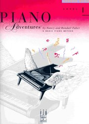 The FJH Music Company INC. Piano Adventures - Lesson Book 1