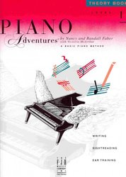 The FJH Music Company INC. Piano Adventures - Theory Book 1
