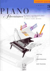The FJH Music Company INC. Piano Adventures - Theory Book 2A