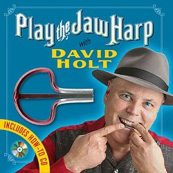 MEL BAY PUBLICATIONS PLAY THE JAW HARP - Instrument + CD (česky - brumla, mrumle, grumle, židovská harfa)