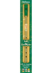 MEL BAY PUBLICATIONS Walton's Irish Tin Whistle (key of D) - Irská flétna