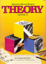 Neil A.Kjos Music Company Bastien Piano Basics - THEORY - Level 4