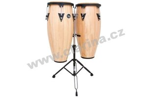 Latin Percussion Aspire Wood Conga Sets LPA647-AW